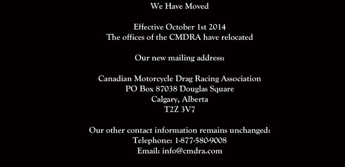 {NEW CMDRA OFFICES}